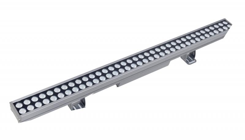 LED洗墙灯具备很好的防潮抗震成果